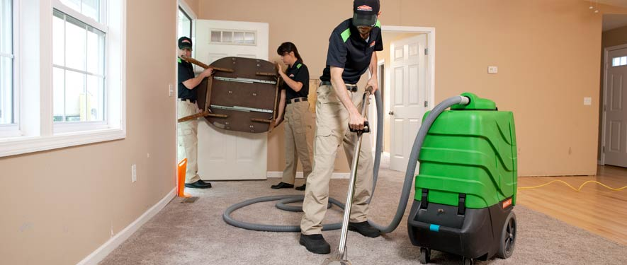 Starkville, MS residential restoration cleaning